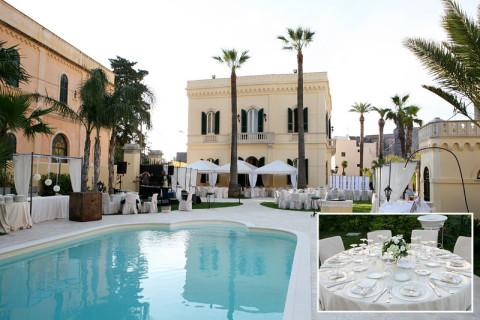 Villa Ciardo ad Alessano: per un matrimonio di lusso