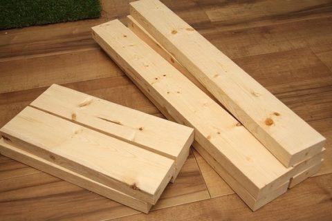 fai da te legno