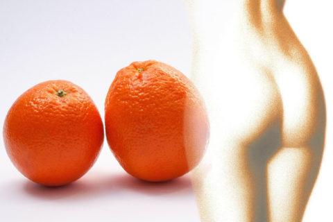 gli oli essenziali per curare la cellulite